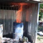 Brennofen in Ratanakiri